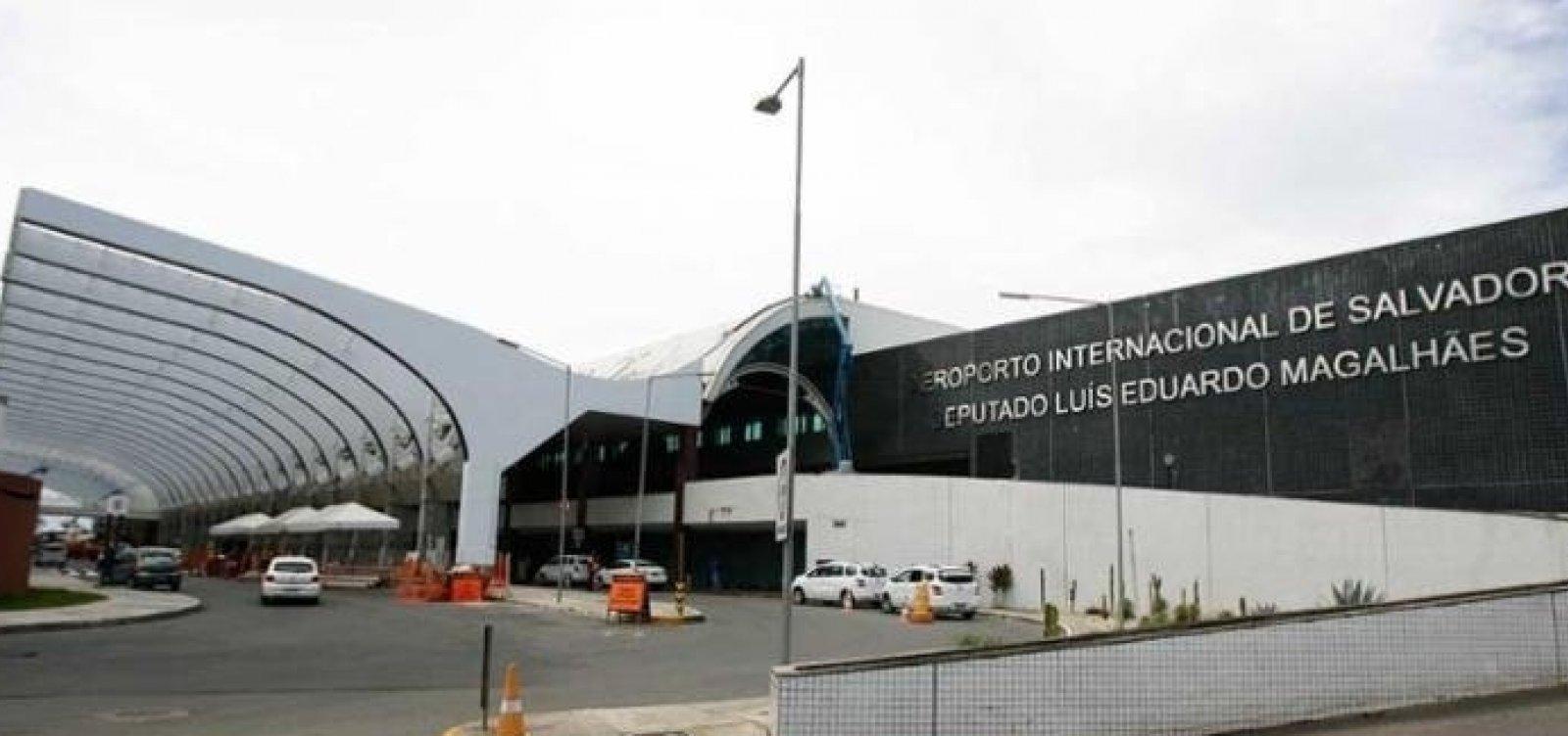 [Pesquisa aponta melhora da satisfação dos passageiros com Aeroporto de Salvador]