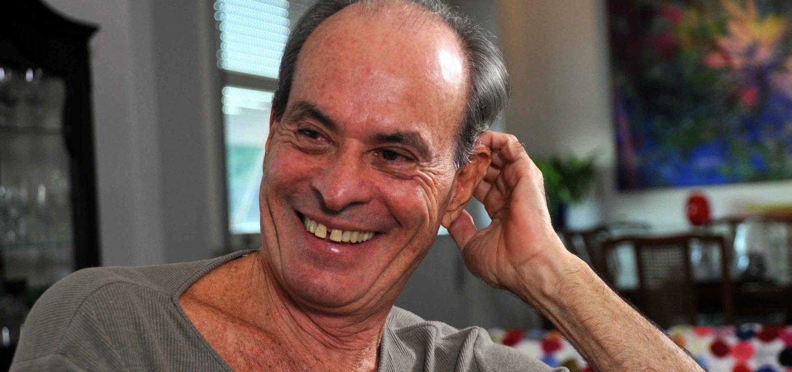 ['Ainda não vejo semelhanças', diz Ney Matogrosso sobre momento atual e ditadura militar]