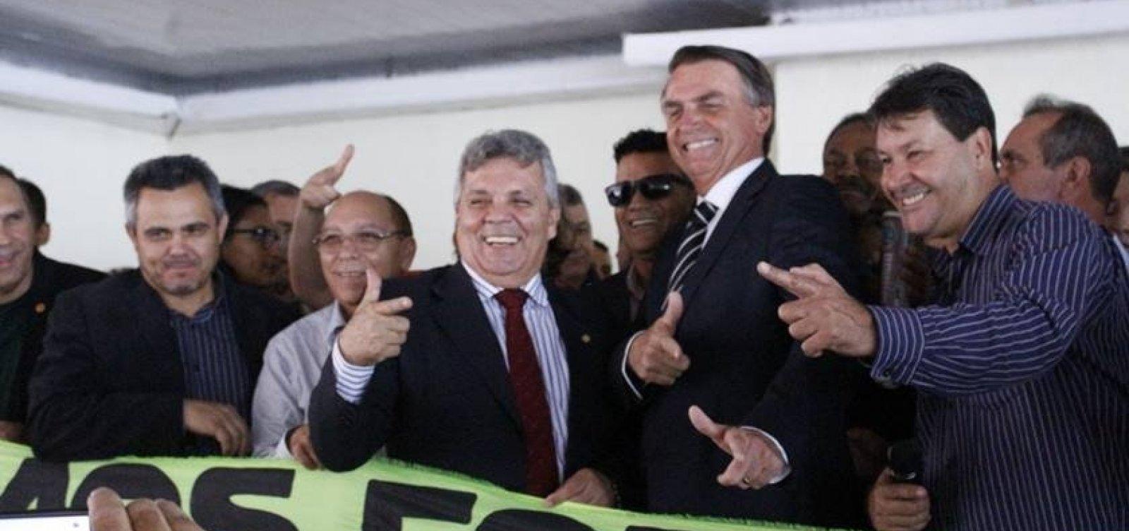 [Condenado por cobrança de propina é cotado a cargo no governo Bolsonaro]