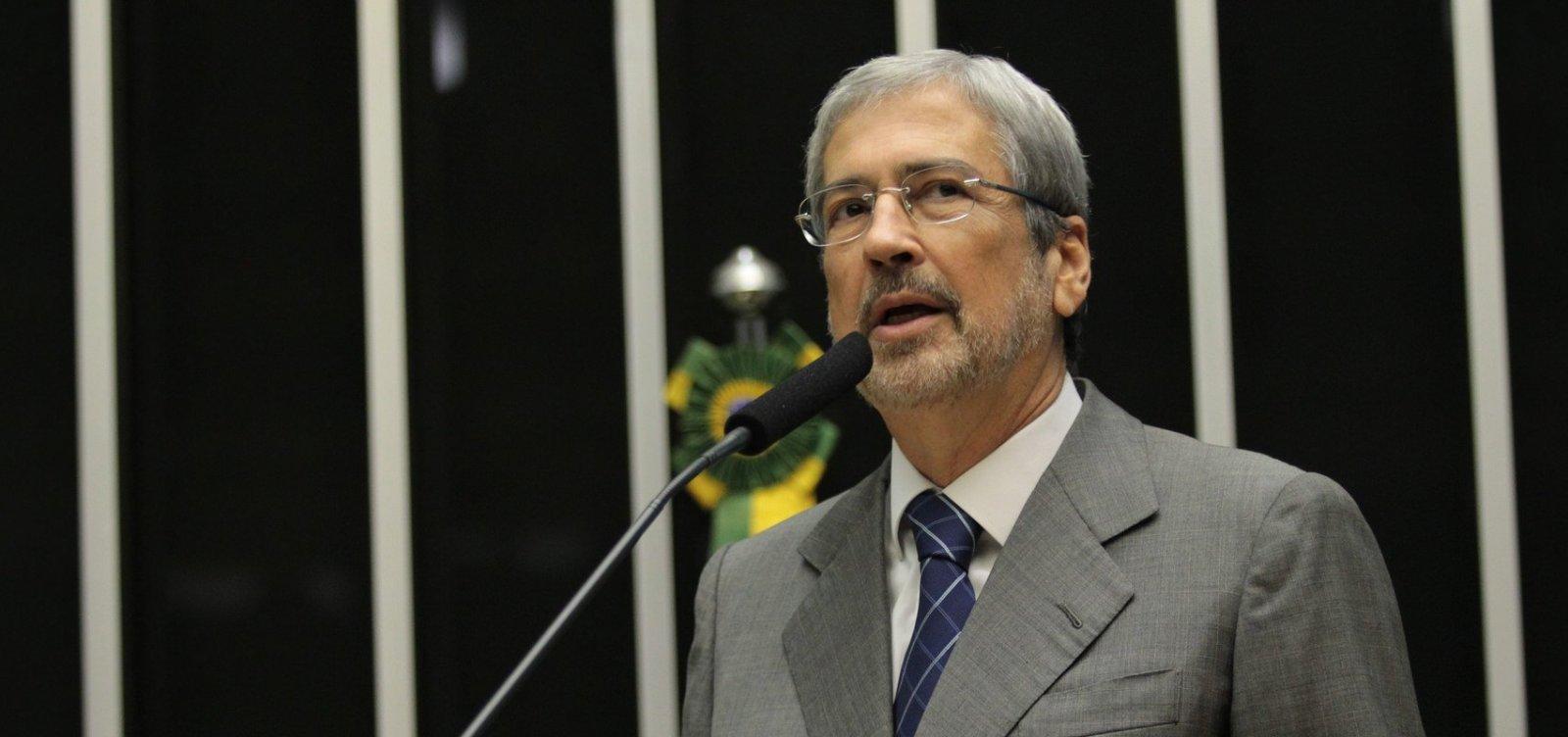 [Imbassahy cogita deixar PSDB e se filiar a partido de Bolsonaro]