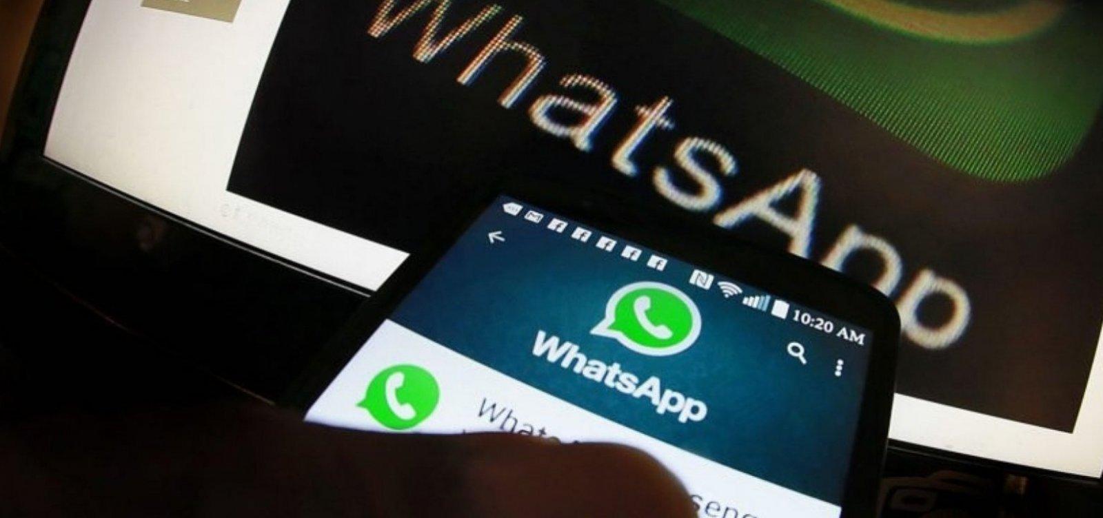 [Datafolha: 47% dos eleitores acreditam nas notícias recebidas via Whatsapp]