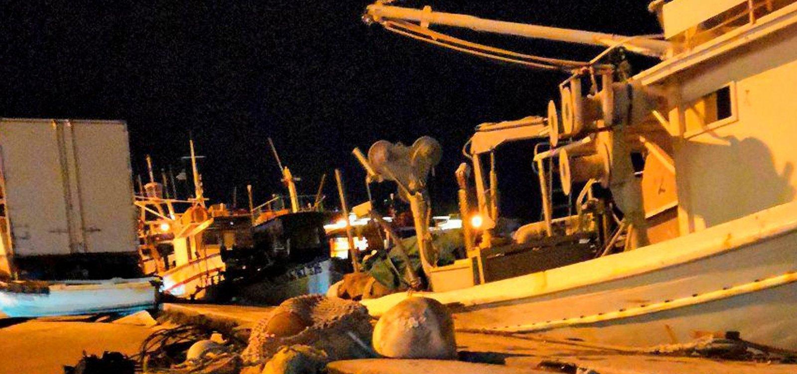 [Terremoto atinge ilha grega e provoca estragos]