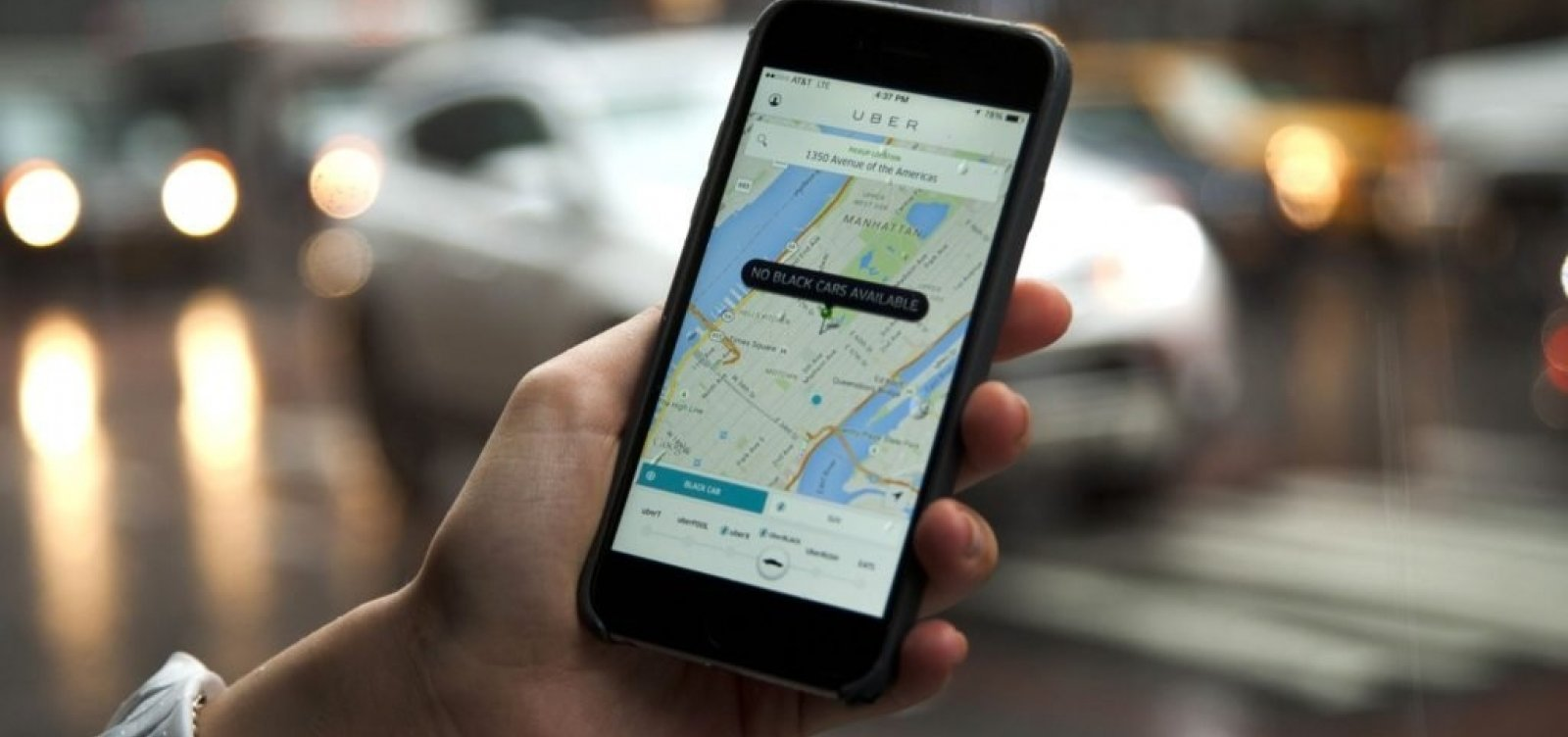 [Uber: Neto diz que vai avaliar o que será vetado e incita manifestação de taxistas]