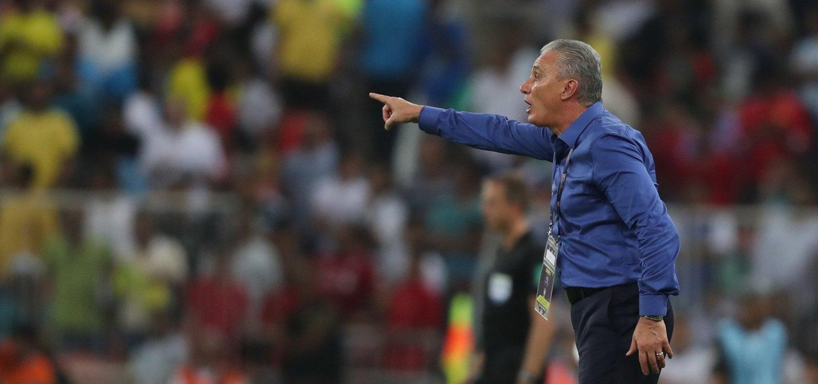 [Com dois novatos, Tite convoca seleção para amistosos contra o Uruguai e Camarões]