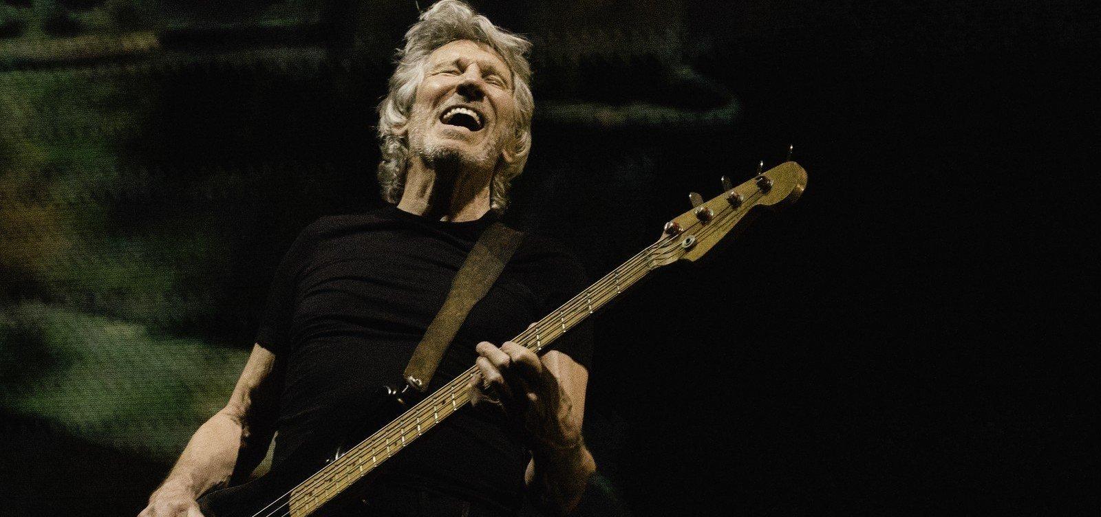 [Roger Waters quer visitar Lula na prisão antes de deixar Brasil]