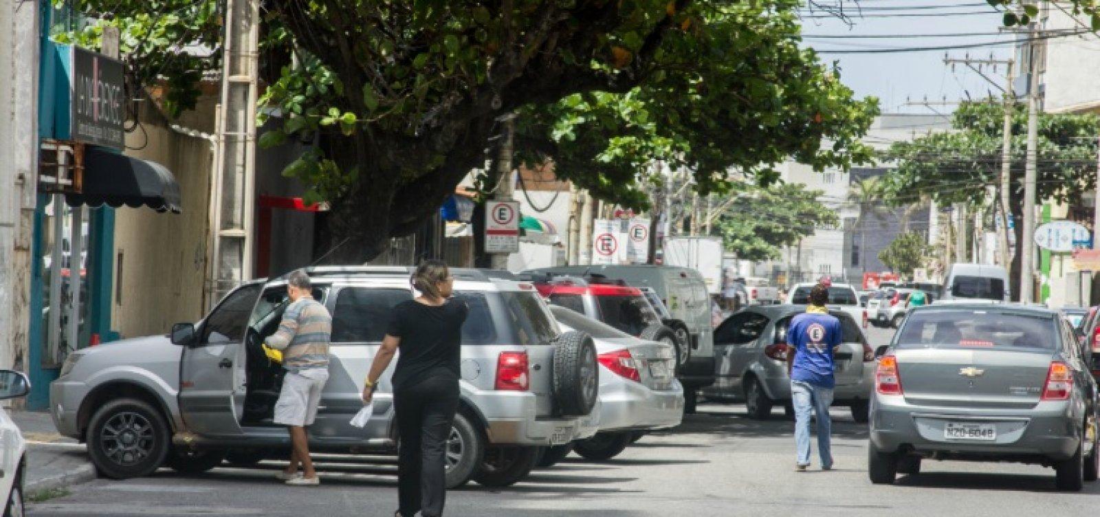 [Irritados com a modernização da Zona Azul, guardadores ameaçam motoristas em Salvador]