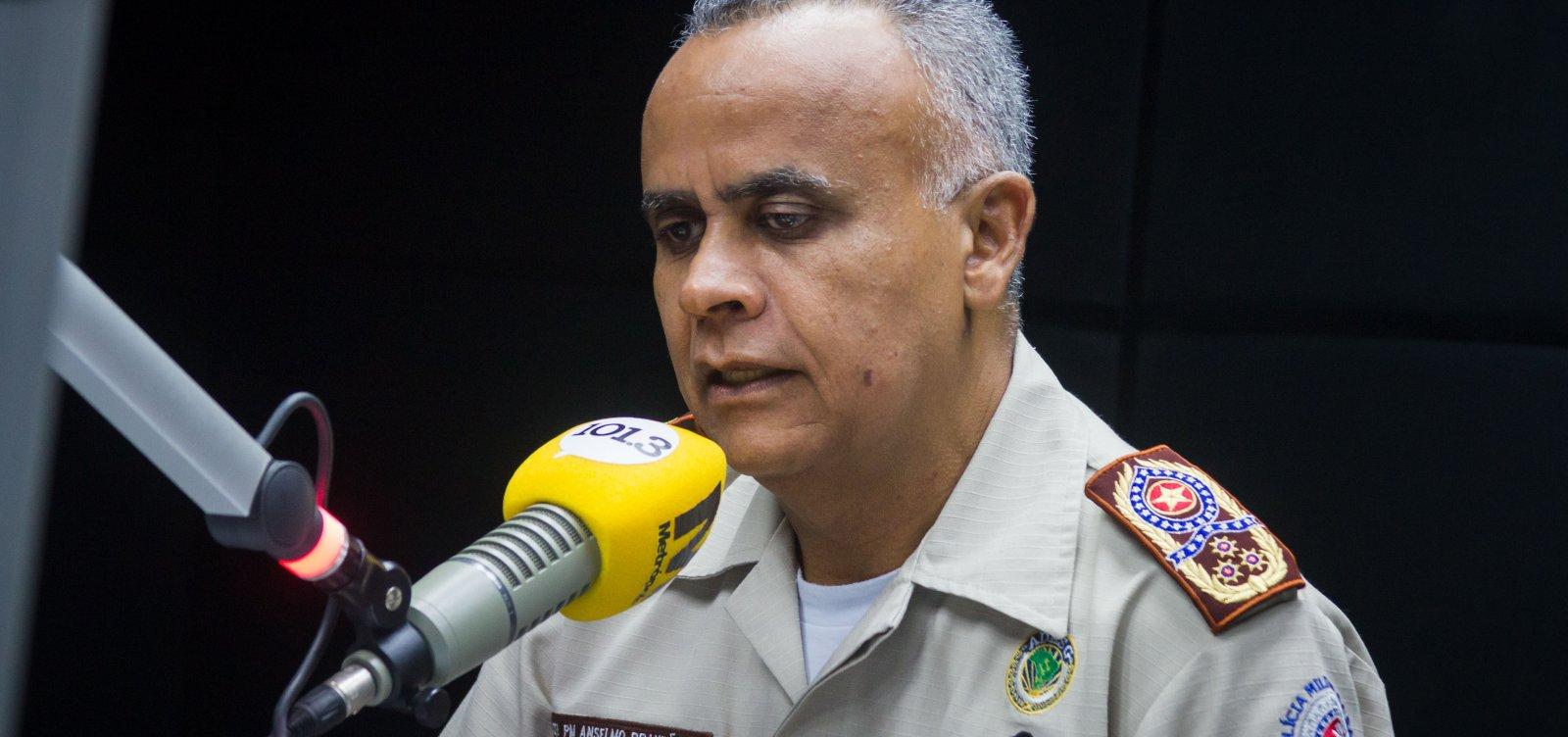 [Segundo turno na Bahia terá esquema de segurança com 25 mil policiais]