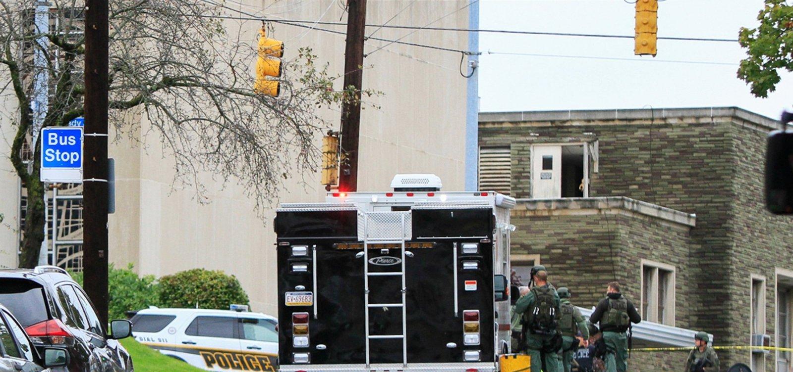 [Atirador que matou 11 pessoas em sinagoga nos EUA fazia posts antissemitas na web]