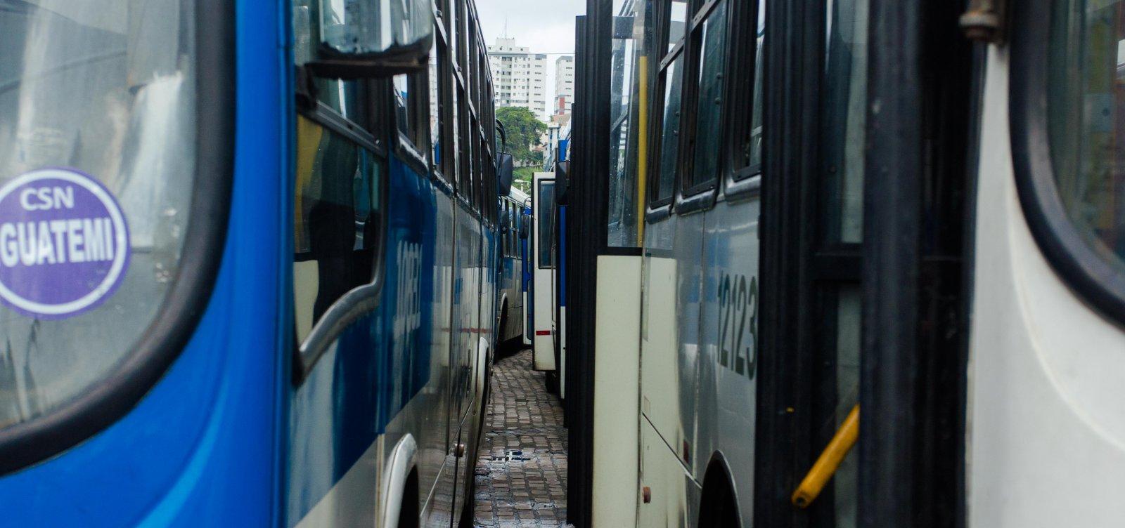 [Ministério Público investiga falta de ônibus em Salvador durante eleições]