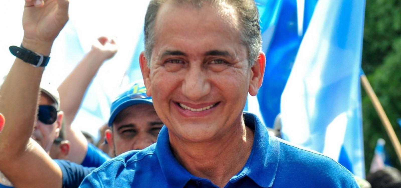 [AP: Waldez é reeleito governador]