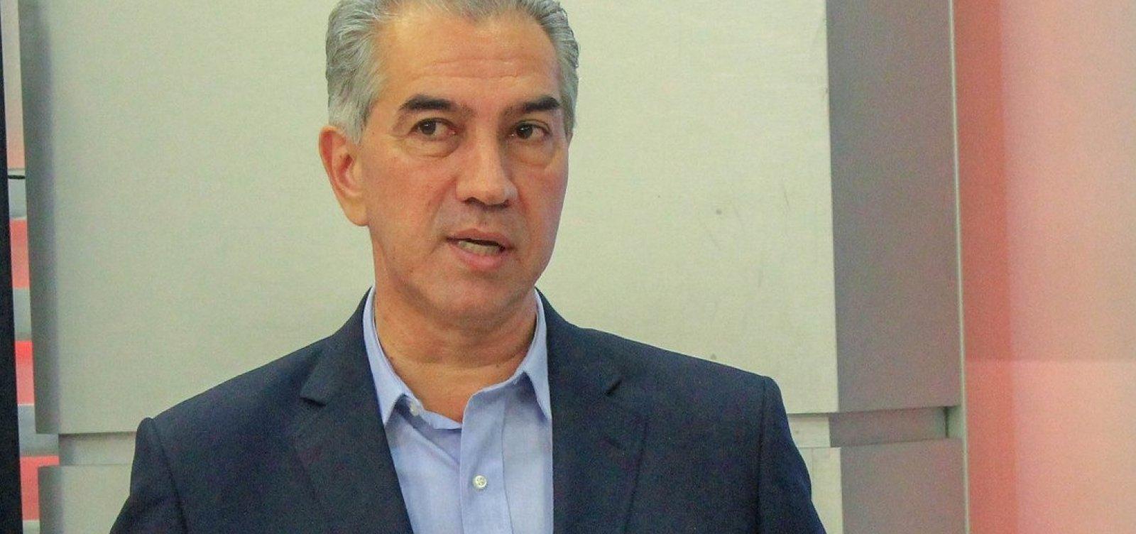 [MS: Azambuja é reeleito governador]