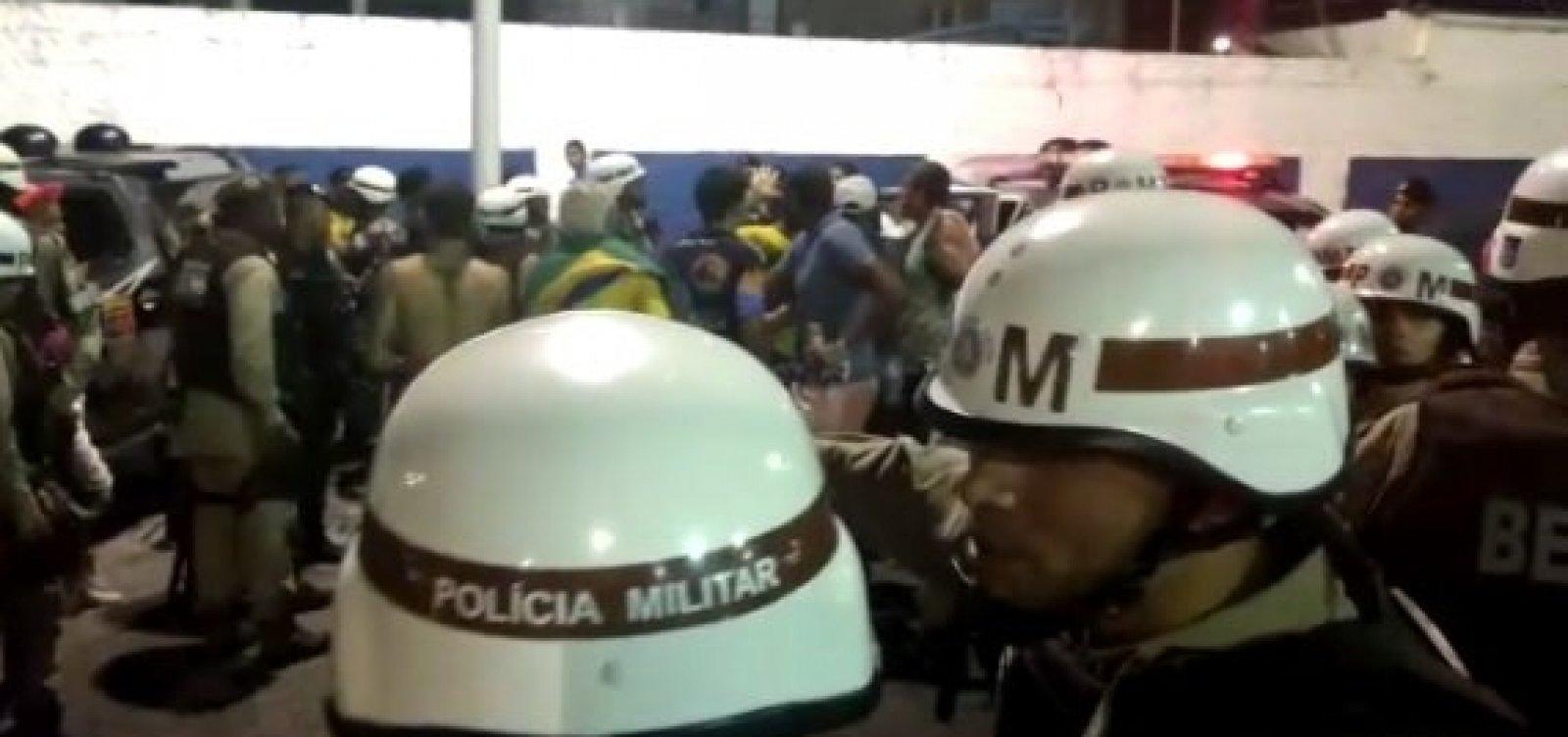 [Soldado acusado de ferir quatro pessoas em ato pró-Bolsonaro na Barra é preso; veja vídeo]