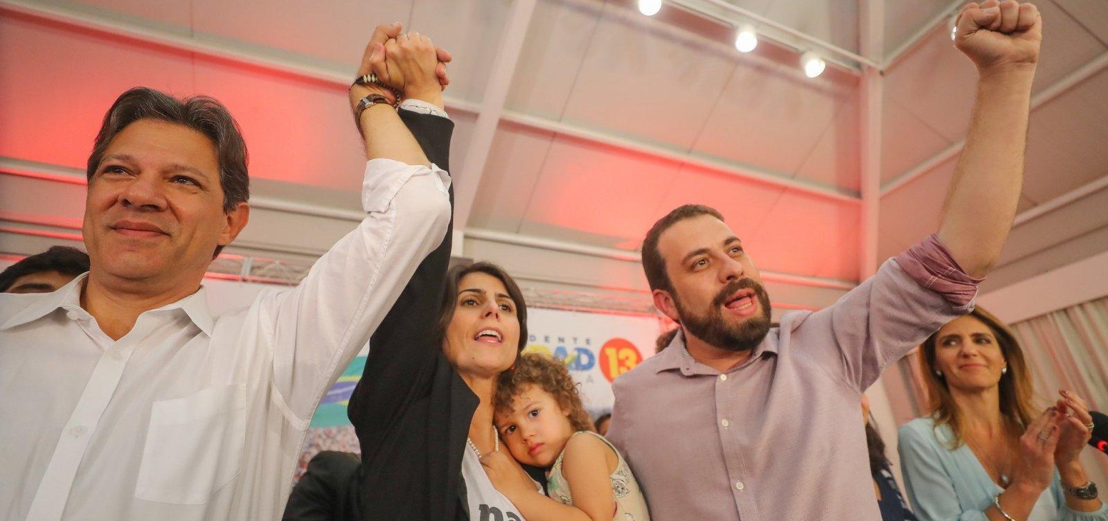 [Após derrota de Haddad, setores do PT divergem sobre ações na oposição]