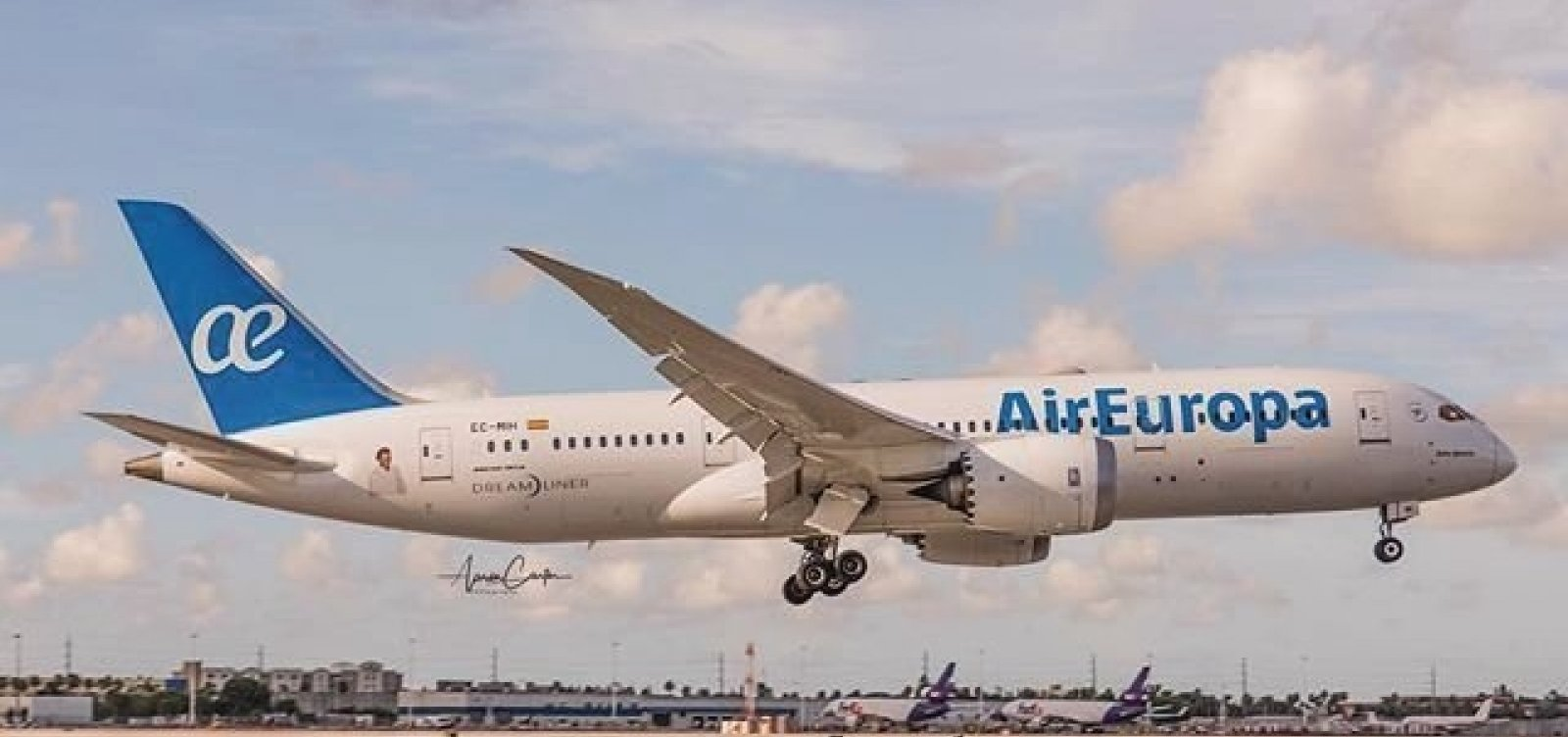 [Air Europa vai renovar toda a frota até 2021]