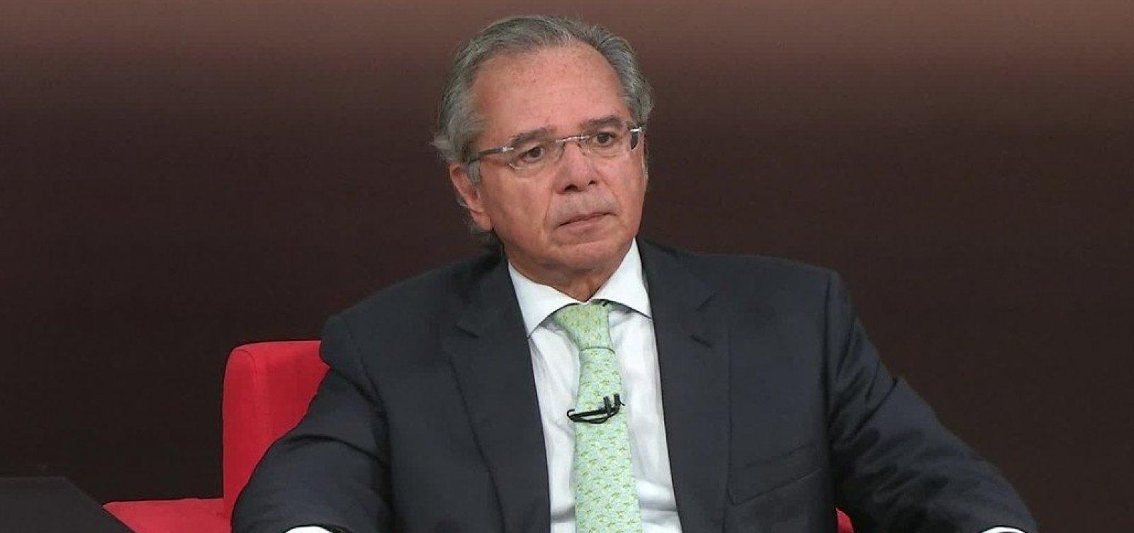 [Paulo Guedes critica repórter argentina e diz que Mercosul não será prioridade; veja]