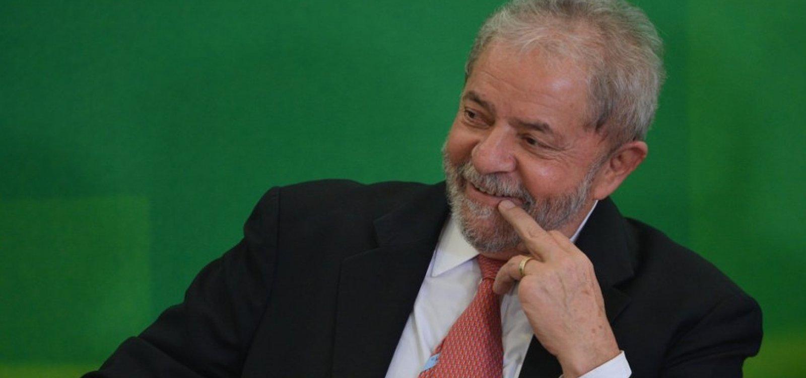 [Lula recebeu derrota de Haddad com tranquilidade, diz secretário do PT]