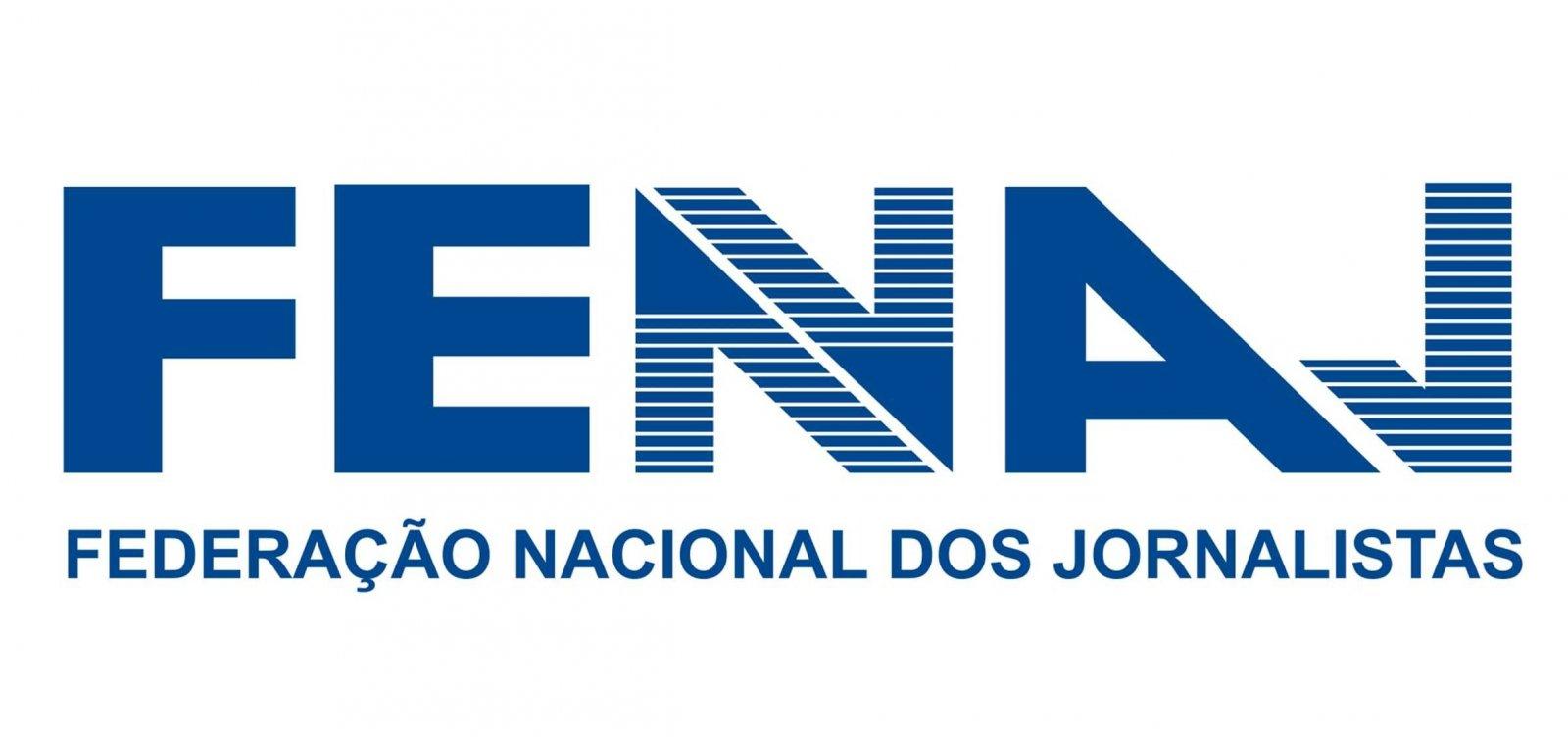 [Federação Nacional dos Jornalistas diz que causa 'preocupação' governo de Bolsonaro]