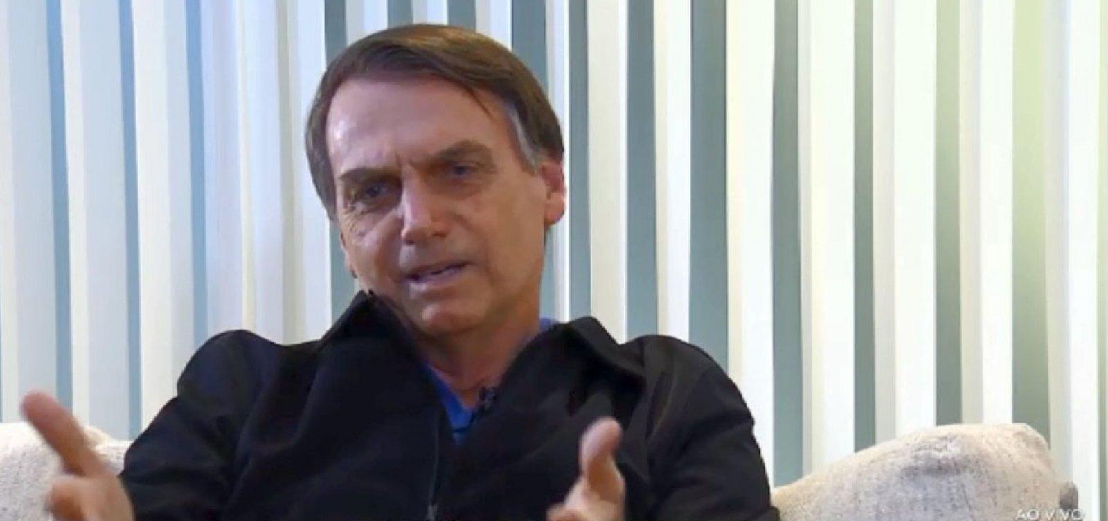 [Bolsonaro faz convite para Moro assumir Ministério da Justiça ou vaga no STF]