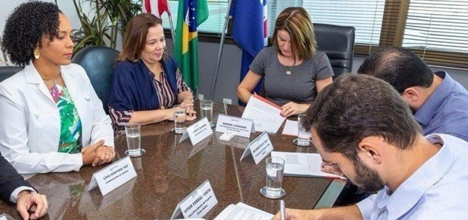[Após acordo com MP-BA, Bahia e Vitória devem realizar campanha pela igualdade de gênero]