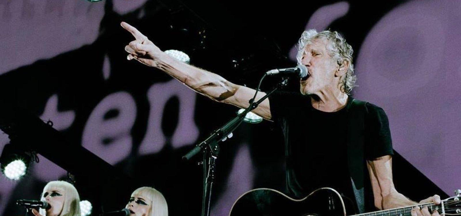 [TSE autoriza inquérito contra Haddad por shows de Roger Waters]