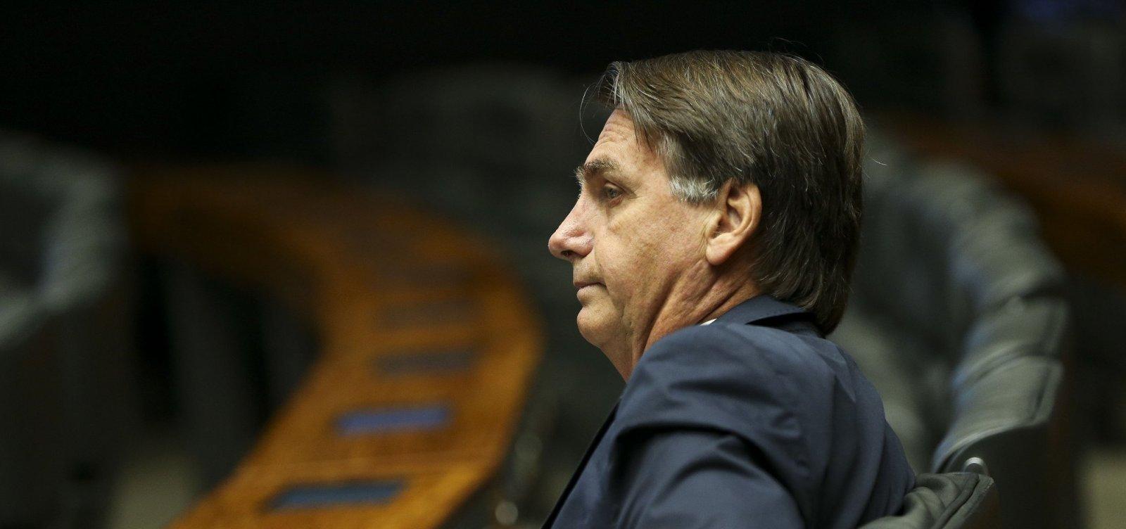 [Bolsonaro afirma que não concorrer à reeleição depende de reforma política]