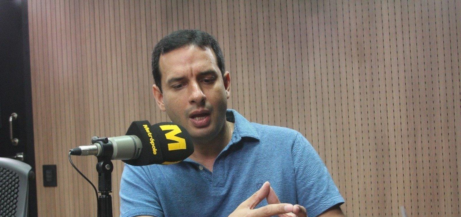 [Prates diz que Câmara vai devolver cerca de R$ 3 milhões à Prefeitura de Salvador]