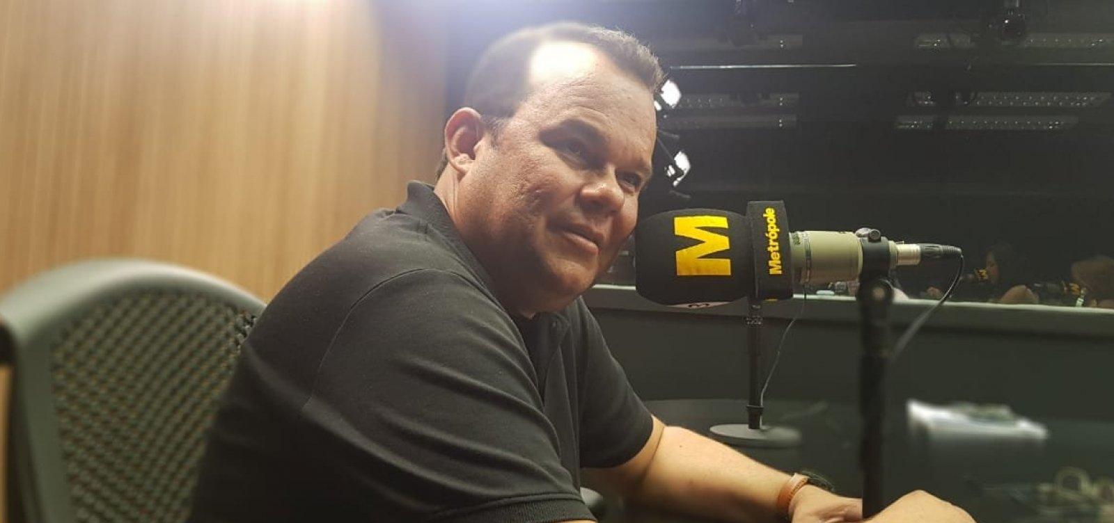 [Futuro presidente da CMS, Geraldo Júnior diz que 'consenso' marcou sua campanha]