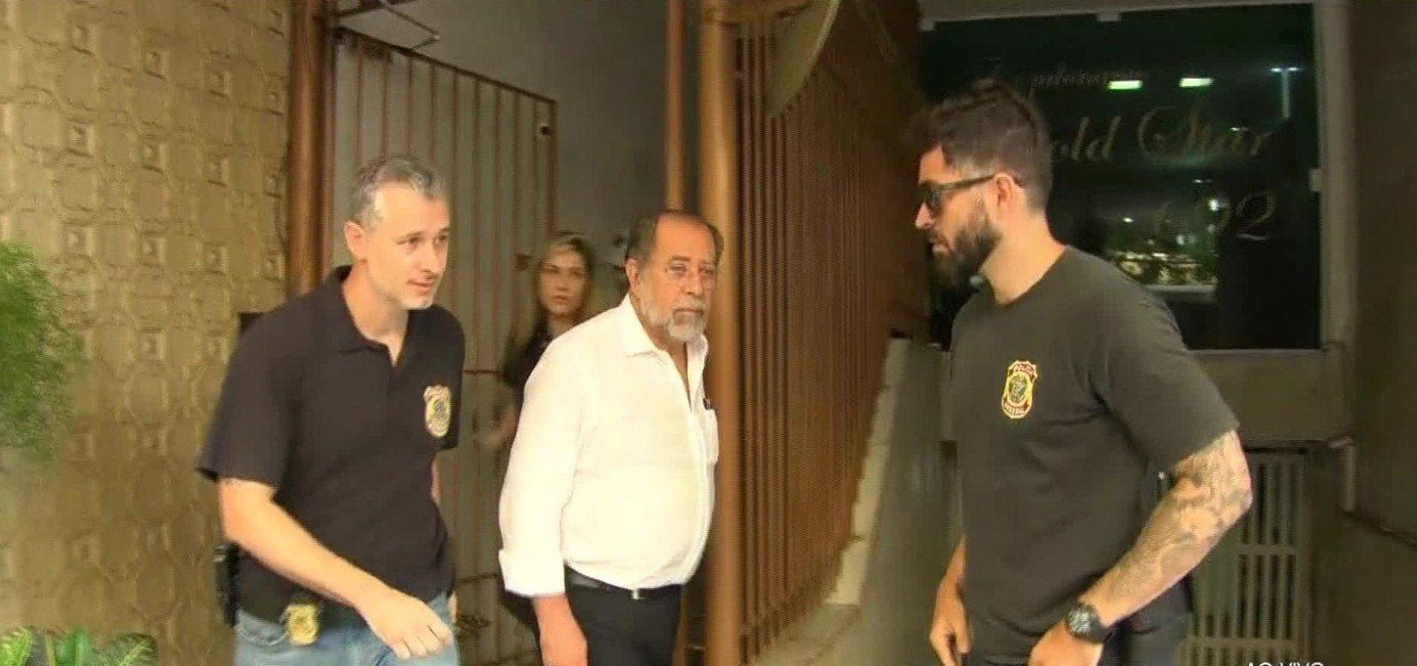[Presidente da estatal que administra o Porto de Santos é preso pela PF]