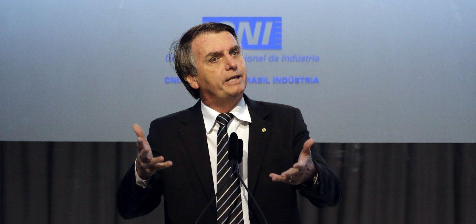 [Bolsonaro e Moro marcam encontro no Rio de Janeiro]