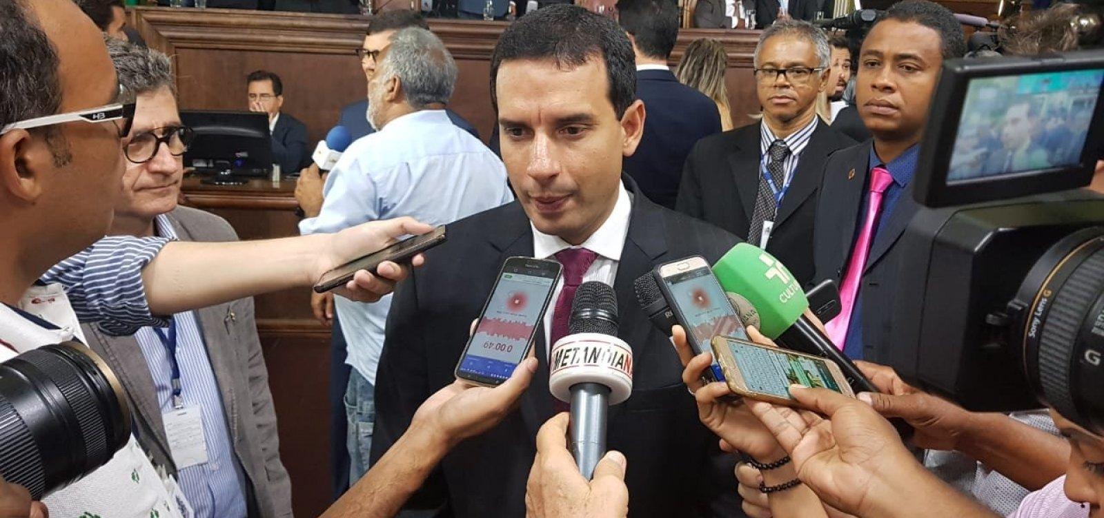[Leo Prates nega que será secretário e confirma que vai para AL-BA]