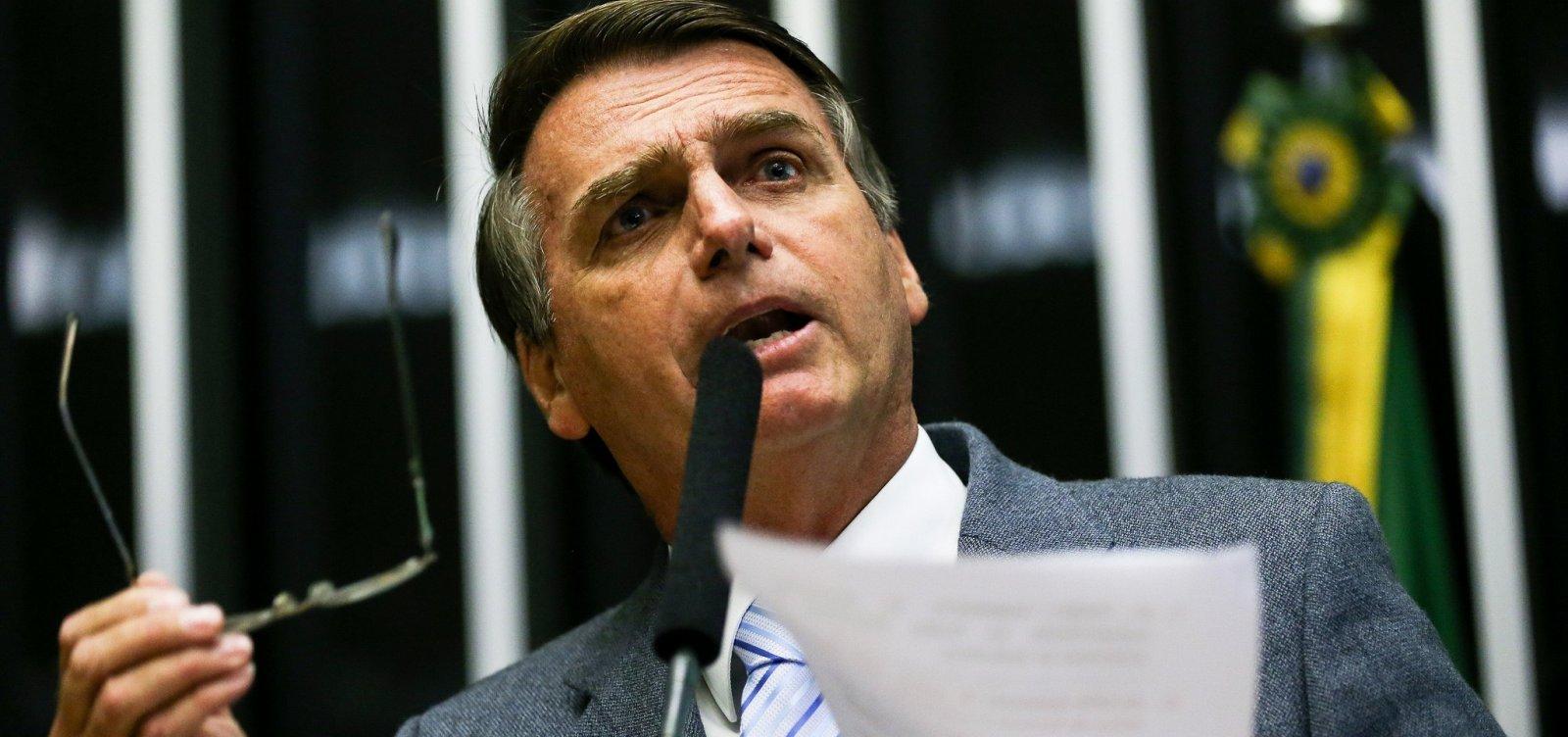[Bolsonaro vai avaliar se vale a pena votar Previdência neste ano]