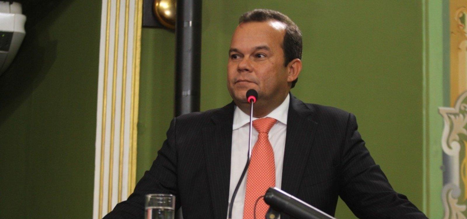 [Geraldo Júnior é eleito presidente da Câmara Municipal de Salvador]