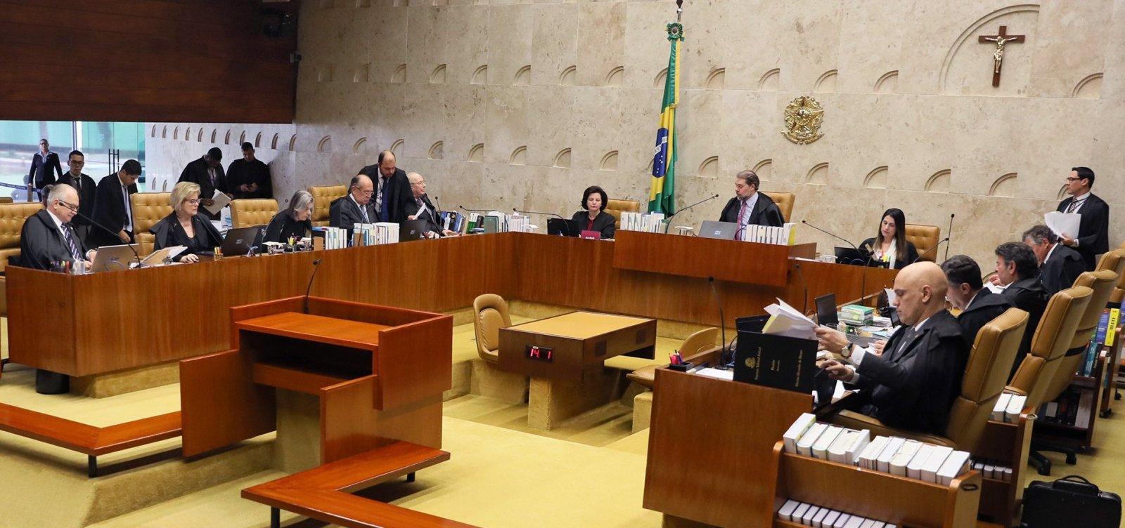 [Por unanimidade, STF confirma decisão que suspendeu ações policiais dentro de universidades]