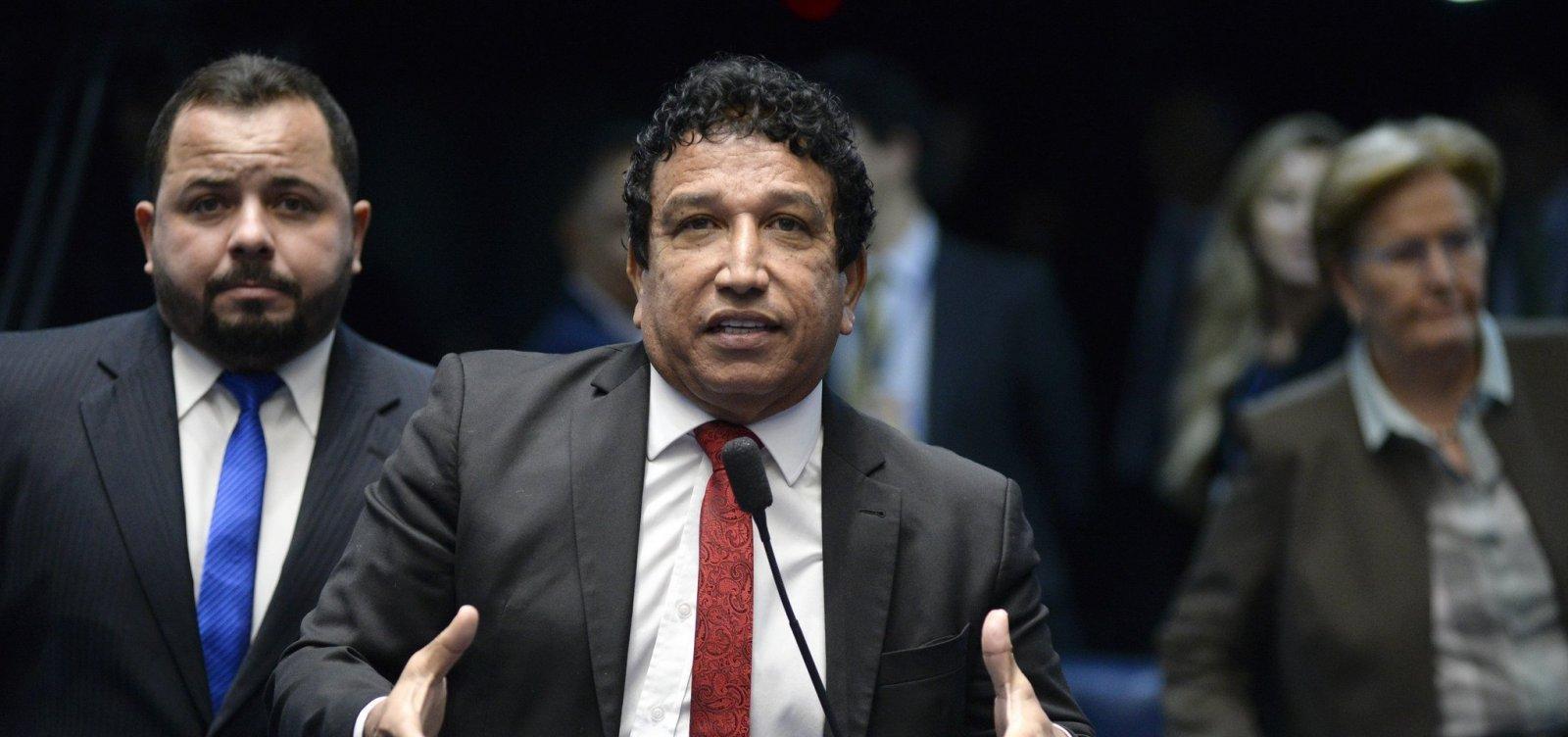 [Magno Malta é cotado para 'Ministério da Família' no governo Bolsonaro]