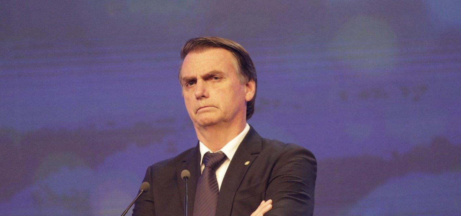 [Não há decisão sobre a fusão dos ministérios da Agricultura e do Meio Ambiente, diz assessoria de Bolsonaro]