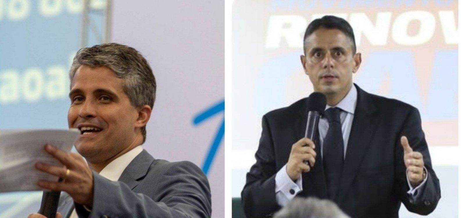 [Eleição OAB-BA: Fabricio Oliveira tem 38,8% e Gamil Föppel 31,8%]