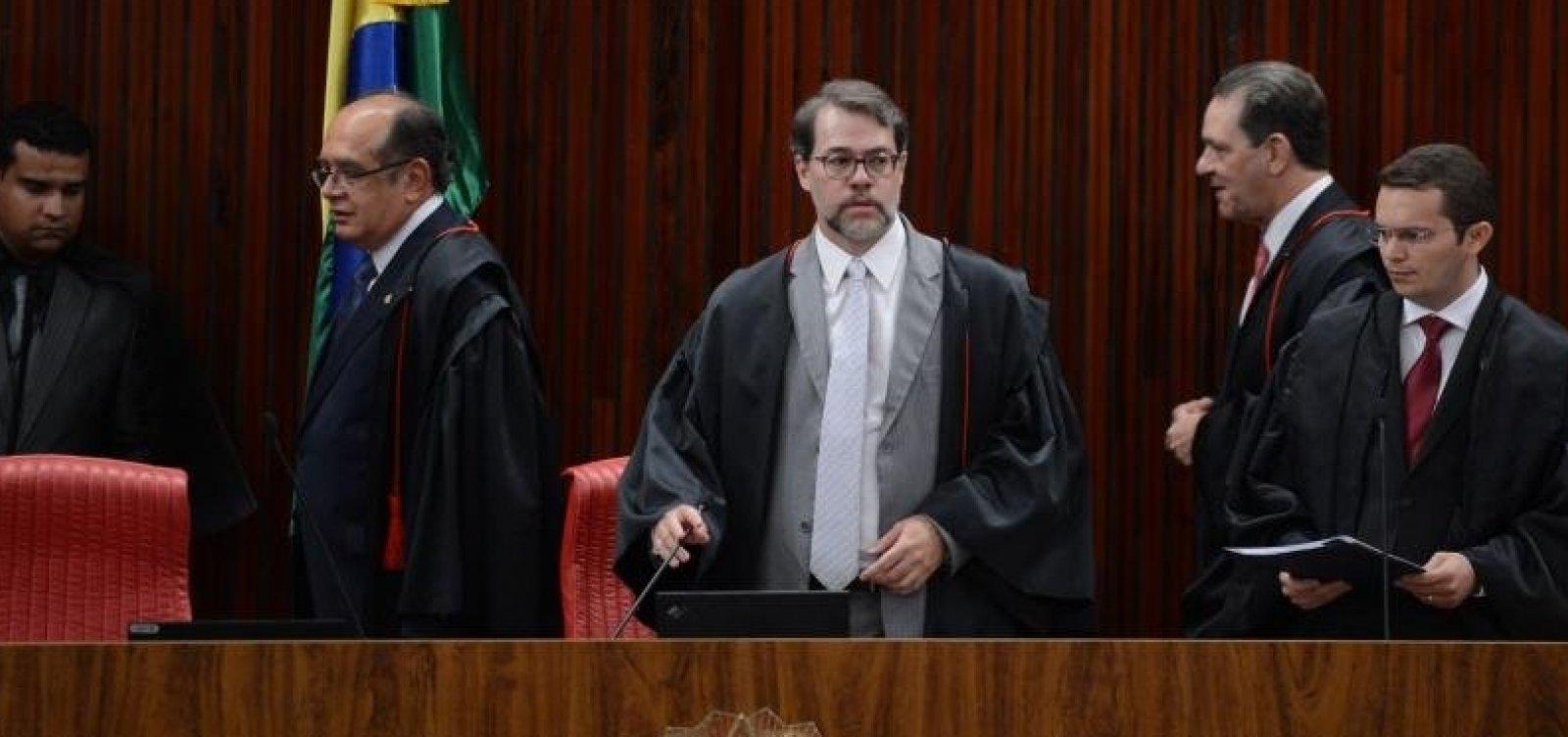 [Toffoli quer discutir prevenção de homicídios em encontro com Bolsonaro]