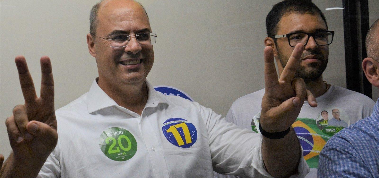 ['A polícia vai mirar na cabecinha e... fogo', diz novo governador do Rio de Janeiro]