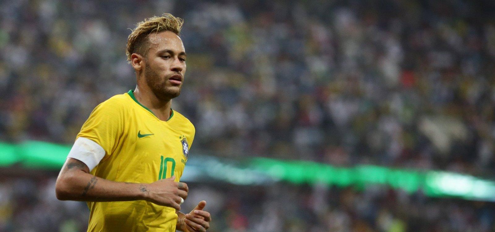 [Neymar pode pegar seis anos de prisão por corrupção e dolo]