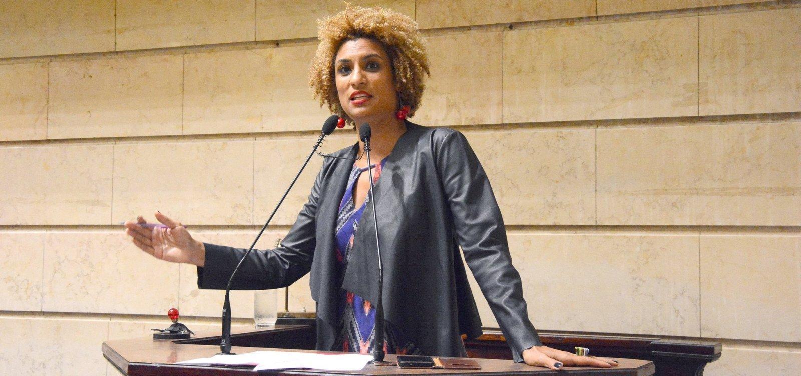 [PF vai apurar se organização criminosa atua para impedir elucidação do caso Marielle Franco]