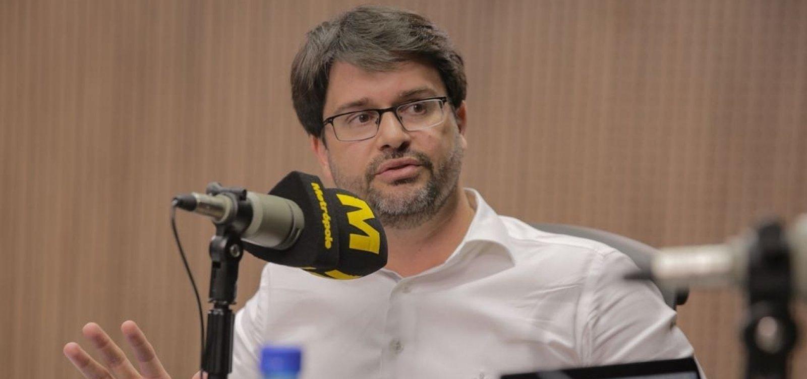 [Presidente do Bahia diz que atual modelo do VAR traz 'insegurança']