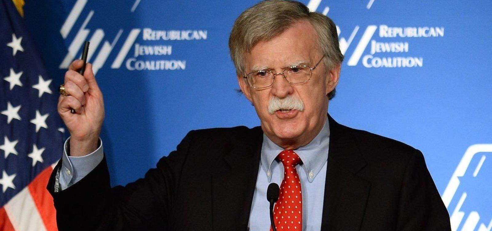 [EUA falam em aliança militar e econômica com Brasil e Colômbia]