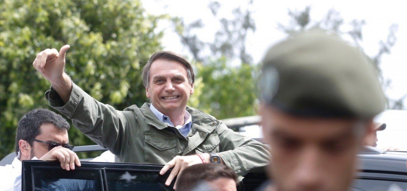 [Bolsonaro desautoriza especulações sobre seu governo]