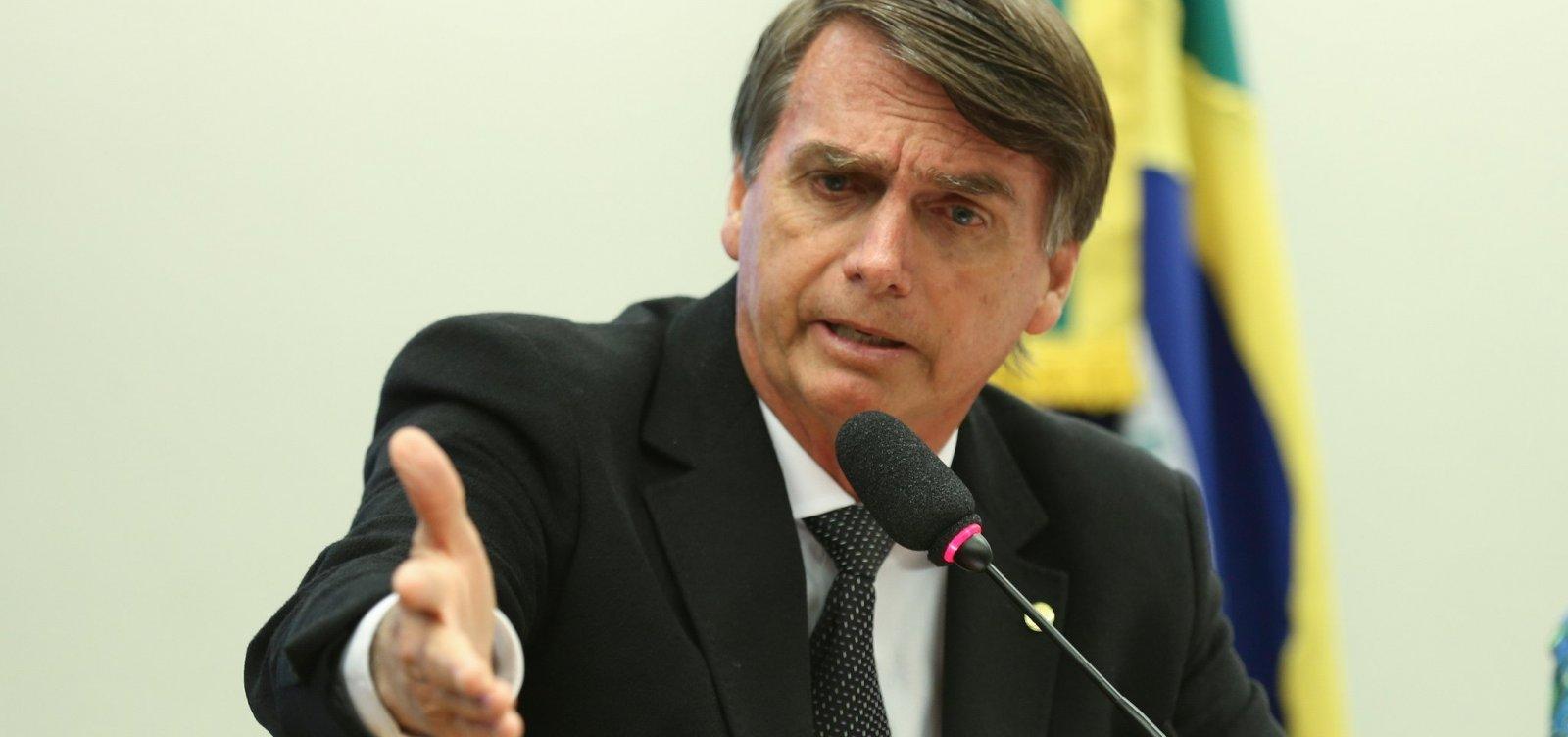 [Bolsonaro vai se reunir com Temer na próxima quarta-feira, diz Lorenzoni]