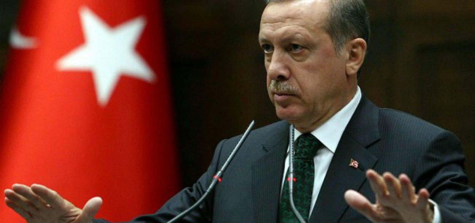 [Ordem para matar jornalista saudita veio 'dos mais altos níveis', diz presidente da Turquia]
