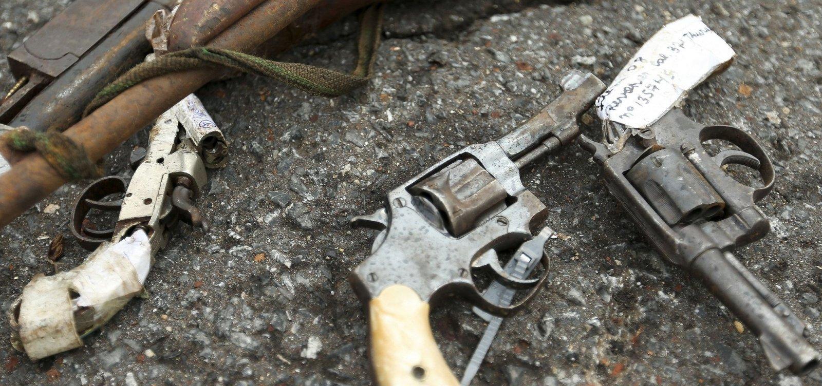 [Crianças morrem mais em Estados pró-armas nos EUA]