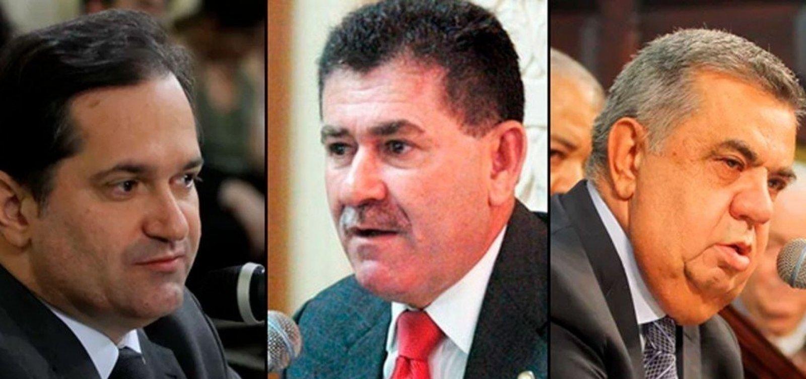 [Procuradoria pede condenação de Picciani, Melo e Albertassi para 'organização criminosa']