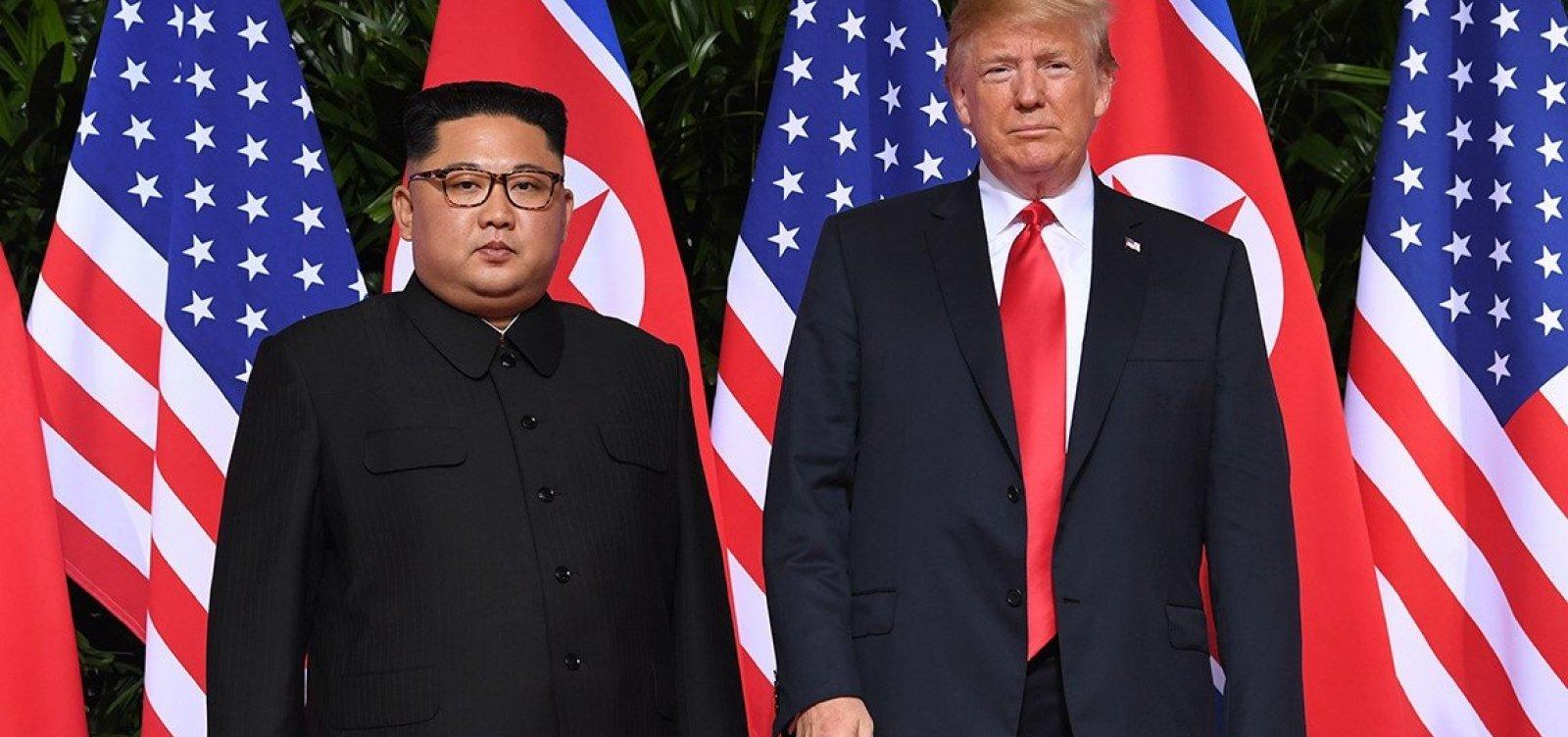 [Coreia do Norte ameaça retomar programa nuclear caso EUA não suspendam sanções]