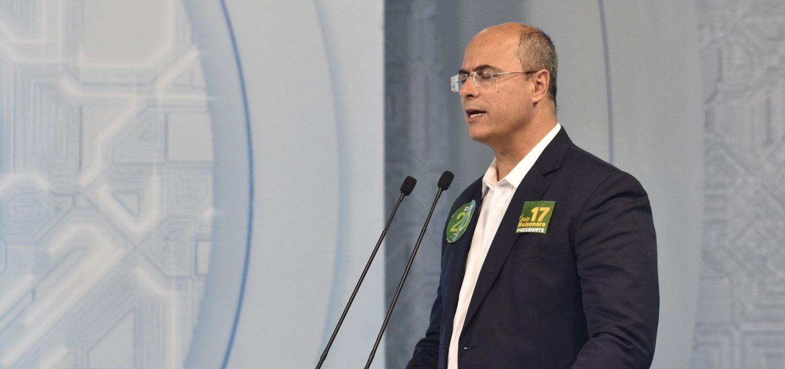 [Governador eleito do Rio quer criar um 'disque corrupção']