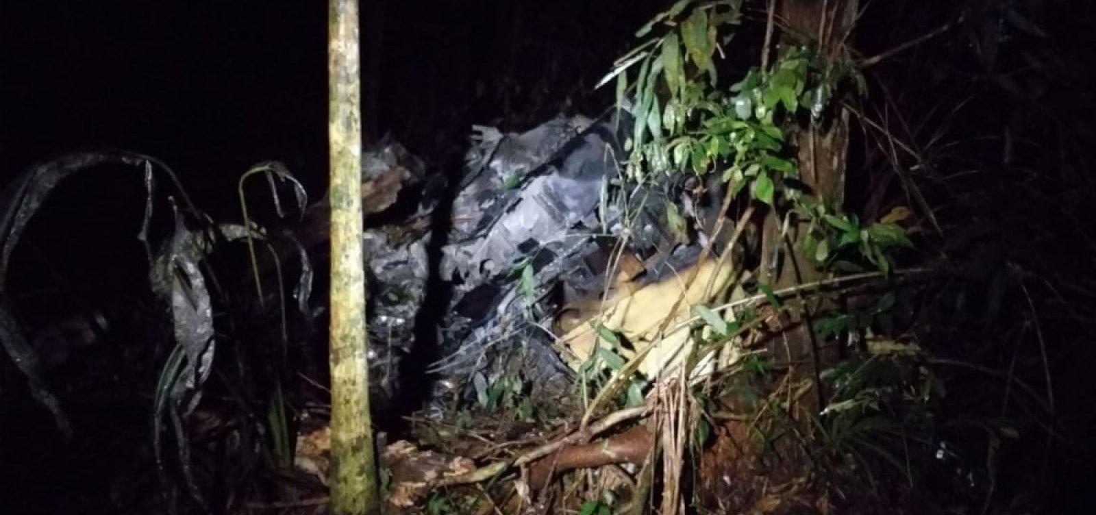 [Queda de helicóptero deixa cinco mortos em São Paulo]